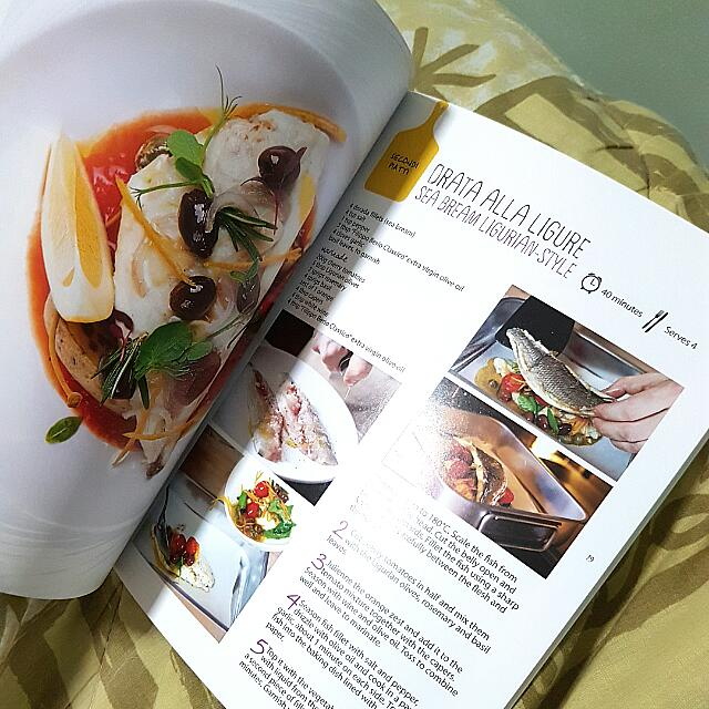 Bn culinaryon true italian flavors 30 recipe book books bn culinaryon true italian flavors 30 recipe book books stationery fiction on carousell forumfinder Images
