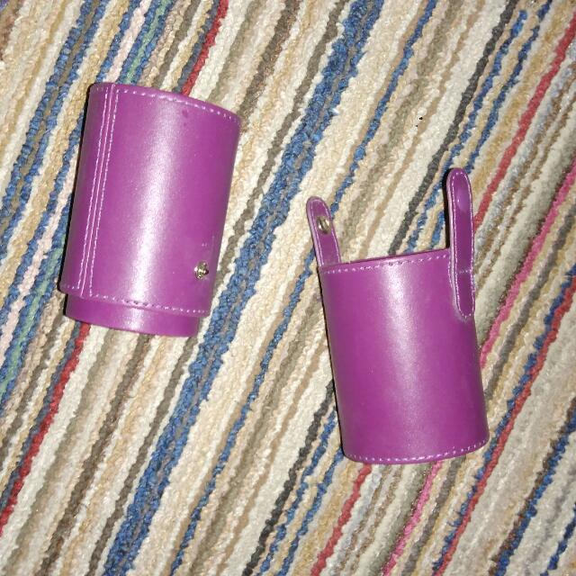 REPRICE Brush Case In Purple