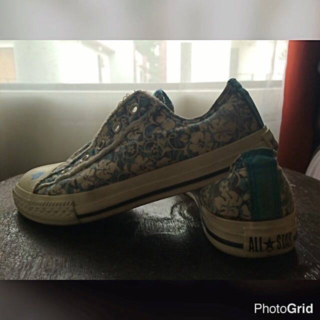 Converse classic Design Tattered