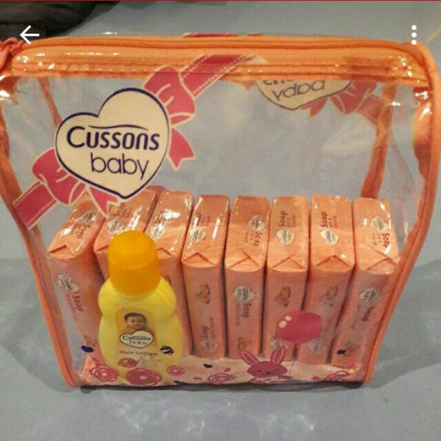 Cussons Baby Soap Bar