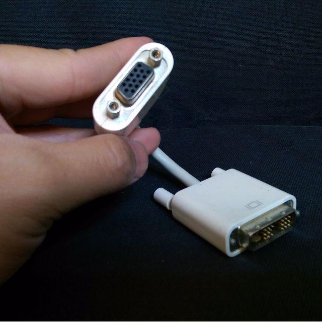 DVI轉VGA轉接頭