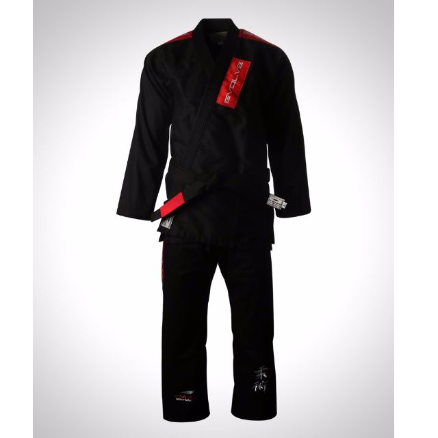 Evolve BJJ Gi (Black) Size A0 - Price is negotiable