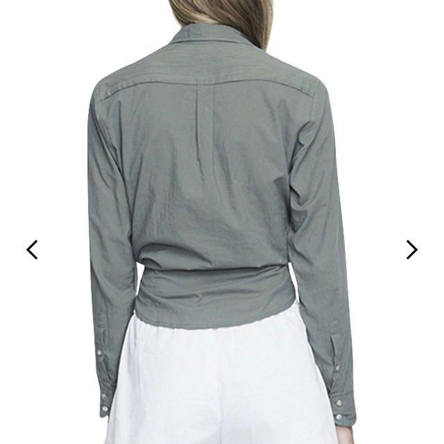 Faithfull The Brand Hosk Shirt Size S