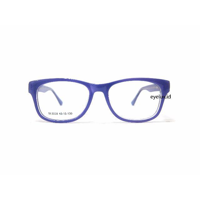 Frame Kacamata Anak Unisex Italy Design BL9058 fb19ae7fda