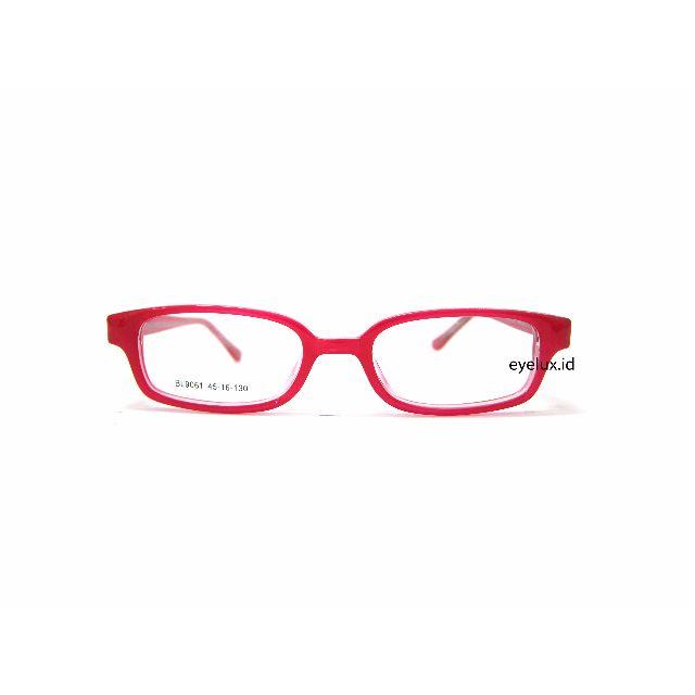 Frame Kacamata Anak Unisex Italy Design BL9061