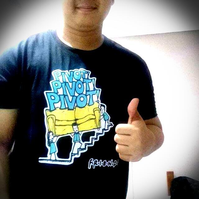 FRIENDS Pivot Shirt