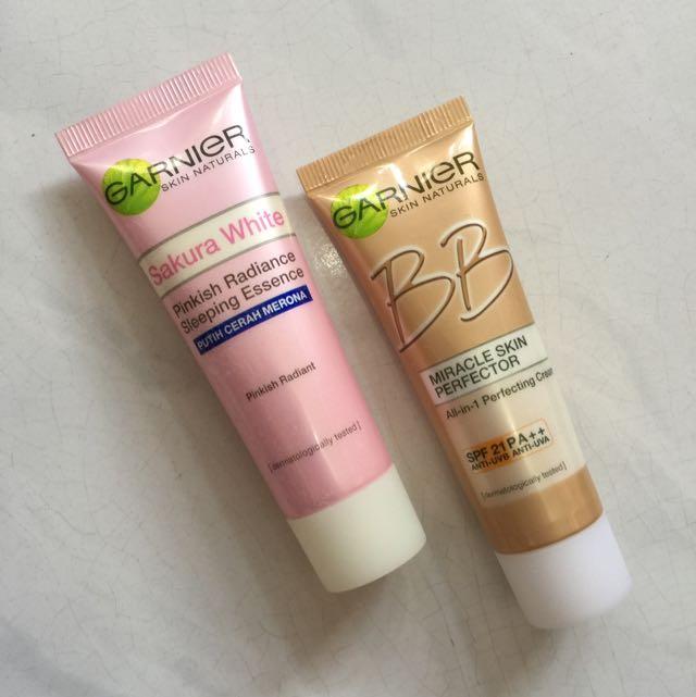 Garnier Essence & BB Cream