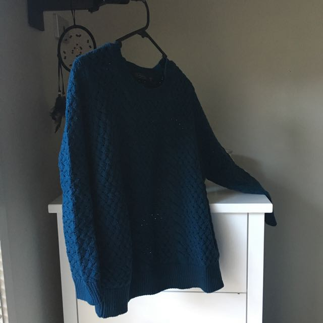 Glassons Dark Teal Sweater