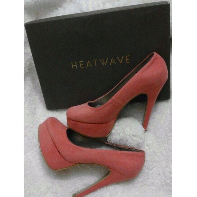 heatwave beludru heels