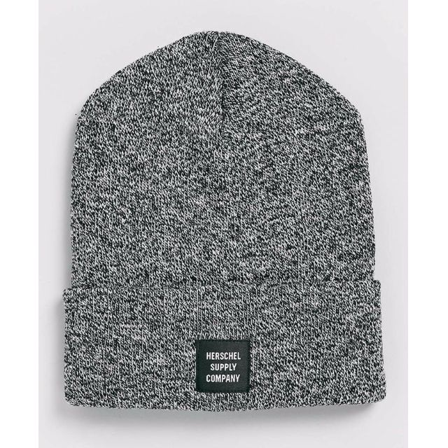 Herschel Salt & Pepper Beanie Hat