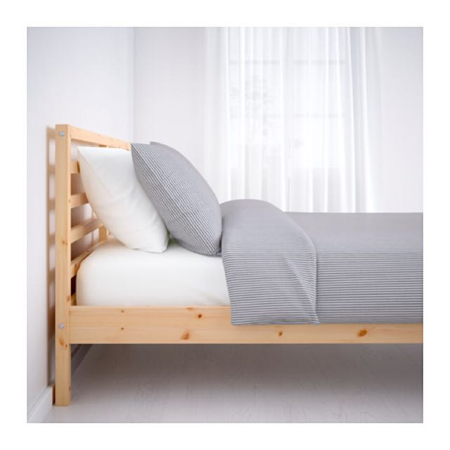 IKEA Tarva Bed Frame Queen