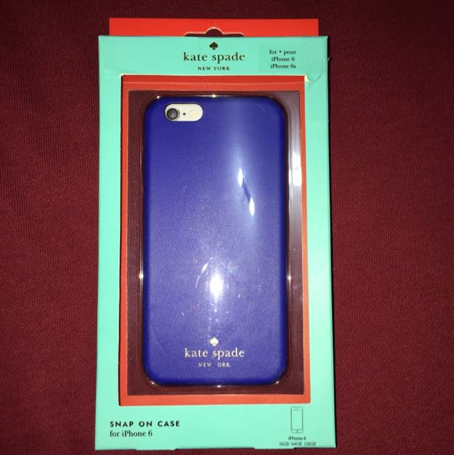 iPhone 6/6s Kate Spade Case
