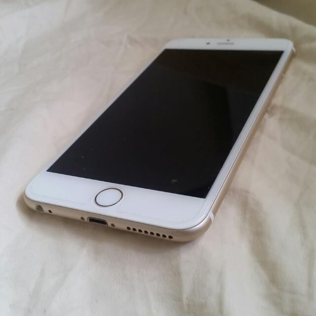iPhone 6 Gold - LOCKED