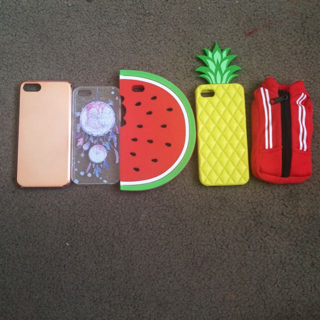 iPhone/iPod Covers (6 Plus, 5s, iPod)