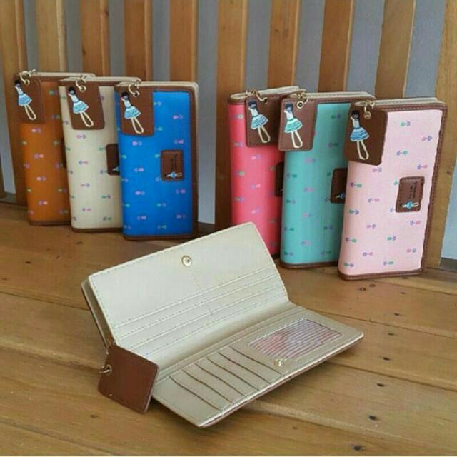 JH Dolly Wallet