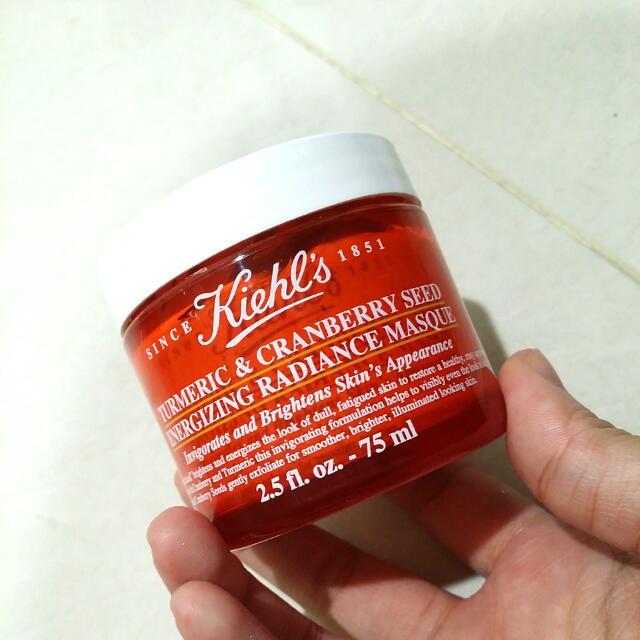 (含運)Kiehl's薑黃莓果面膜 暫售