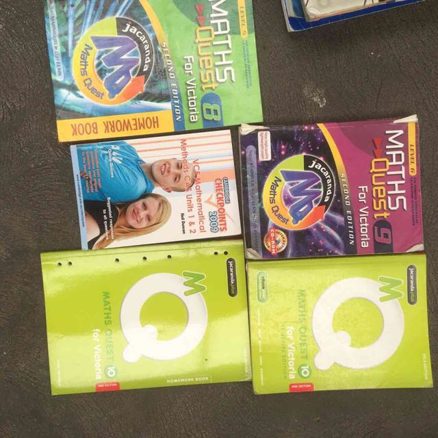Maths Books