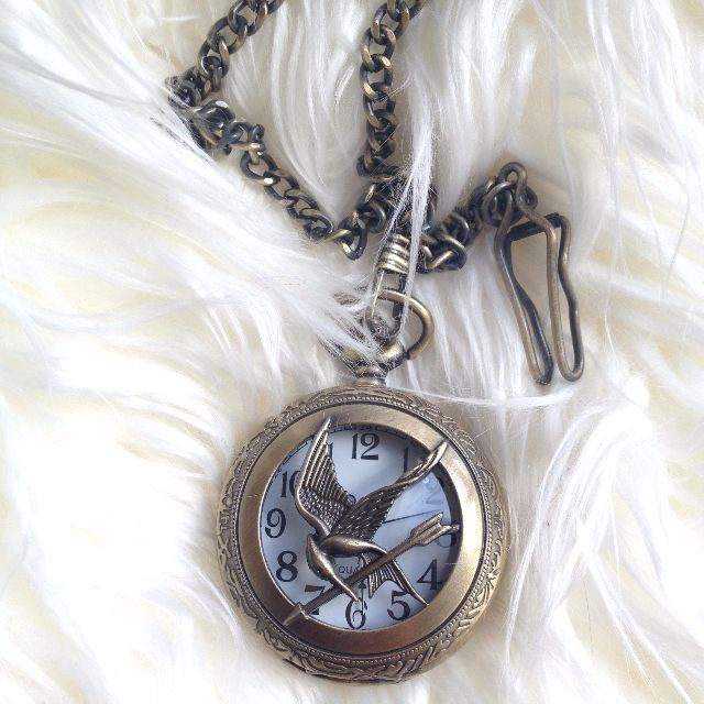 Mockingjay pocketwatch