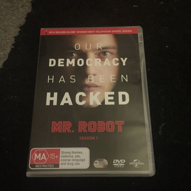 Mr Robot Season One DVD