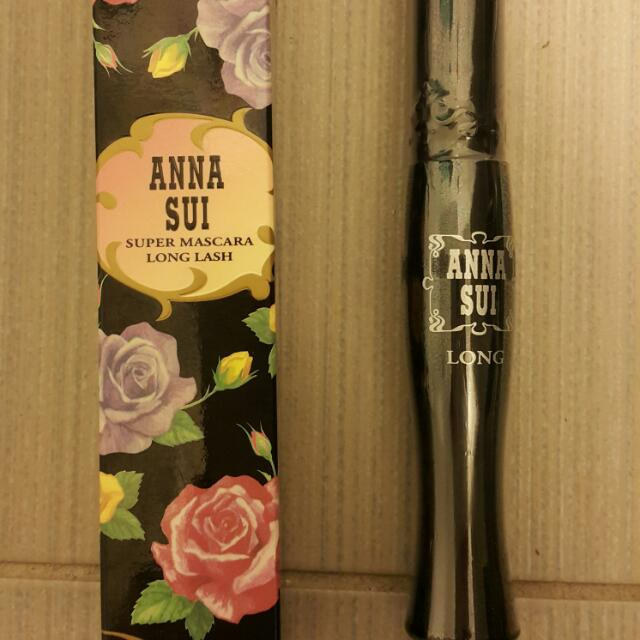 NEW Anna Sui Super Long Lash Mascara