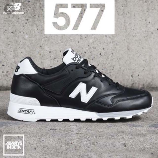 New Balance 577 真皮 英國製 (USA 8/EUR41.5)