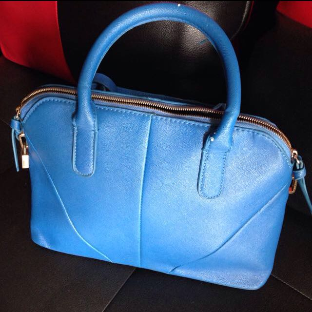 Original Zara Basic Bag