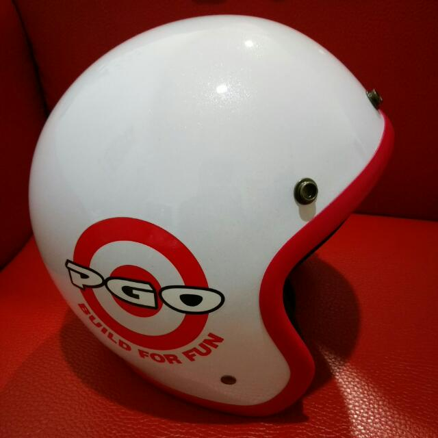 PGO原廠安全帽