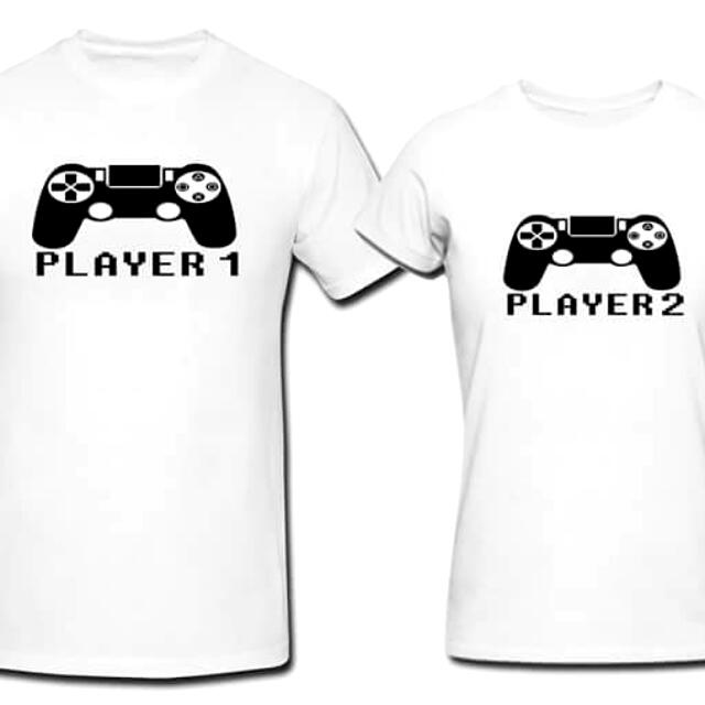Player 1 And 2