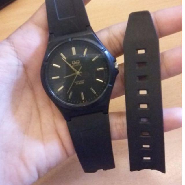 Preloved jam tangan QQ