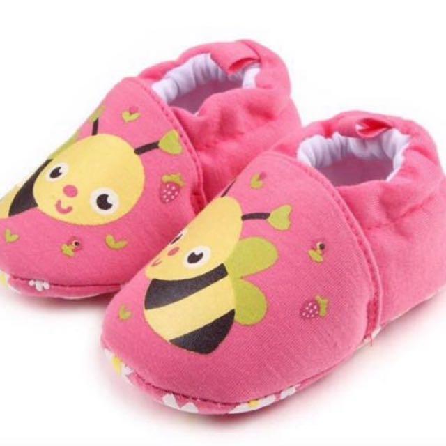 Preloved Prewalker Baby Shoes Sweet Bee