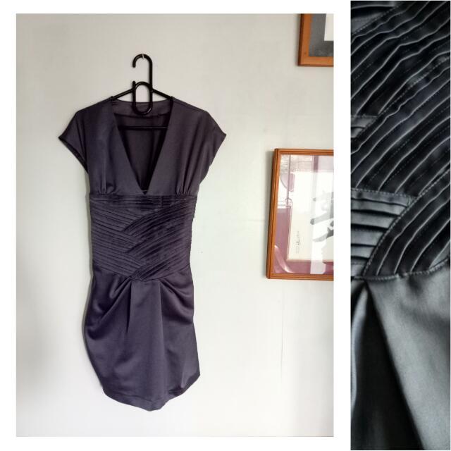 Pretty Gray Dress