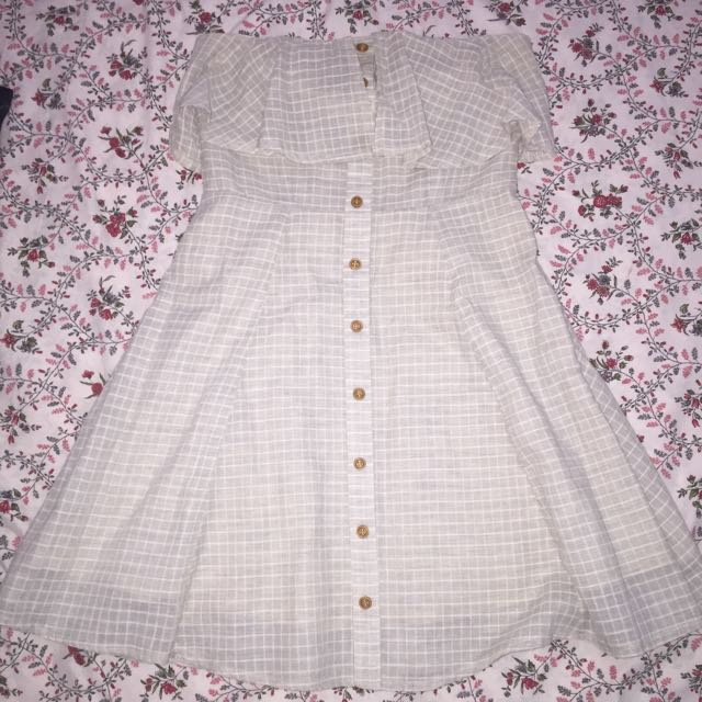Princess Polly Strapless Dress