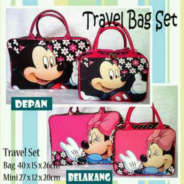 Ready Travel Bag Nya