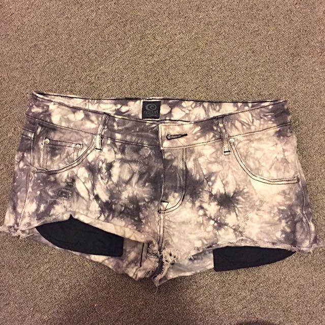 Rip Curl Tie Dye Shorts