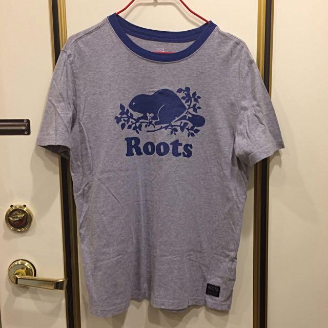 Roots🇨🇦正品T-shirt