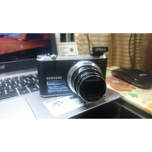Samsung WB350F Digicam Smart Camera