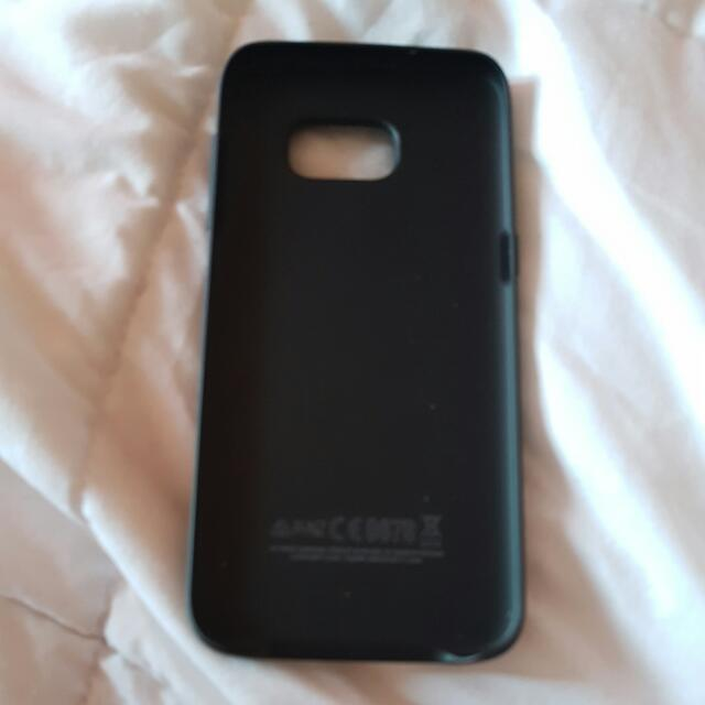 Samsung wireless charger case for samsung s7 edge