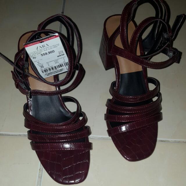 Sandal Zara Original