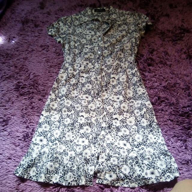 Simplicity Flower Dress