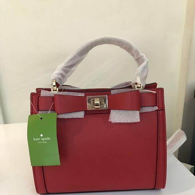 Tas Wanita Branded Kate Spade Original Ori Authentic Mayfair Mini Tullie Handbag