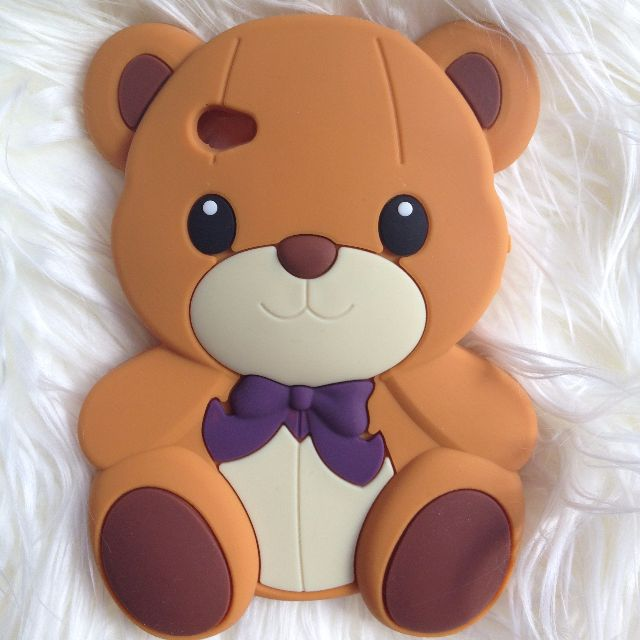 Teddy Bear iPhone 4s Case