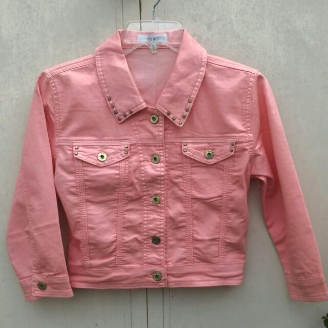 NEW Size 10 Cropped Jacket