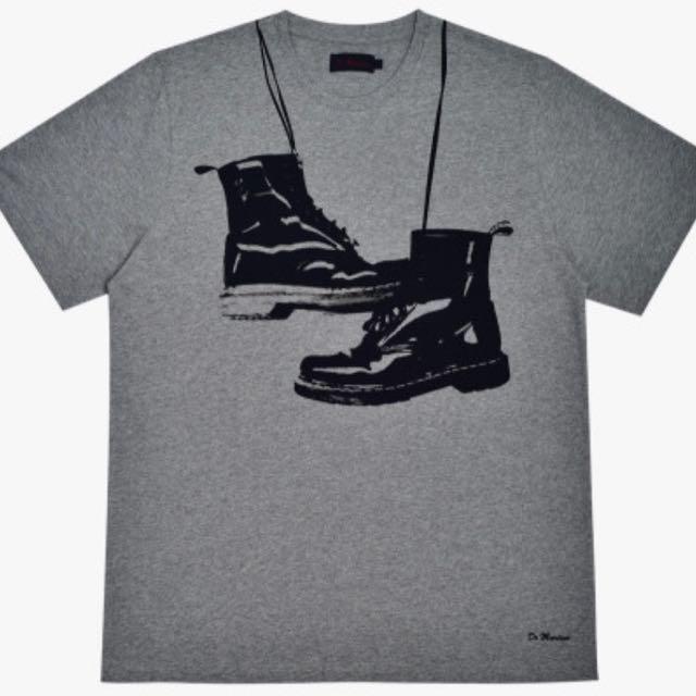 T-Shirt Doc Martens size M
