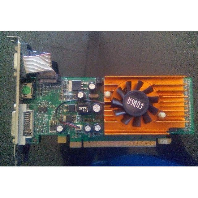 VGA PCIex Nvidia Geforce GF 9300GS 512MB DDR2 64bit Merk Forsa
