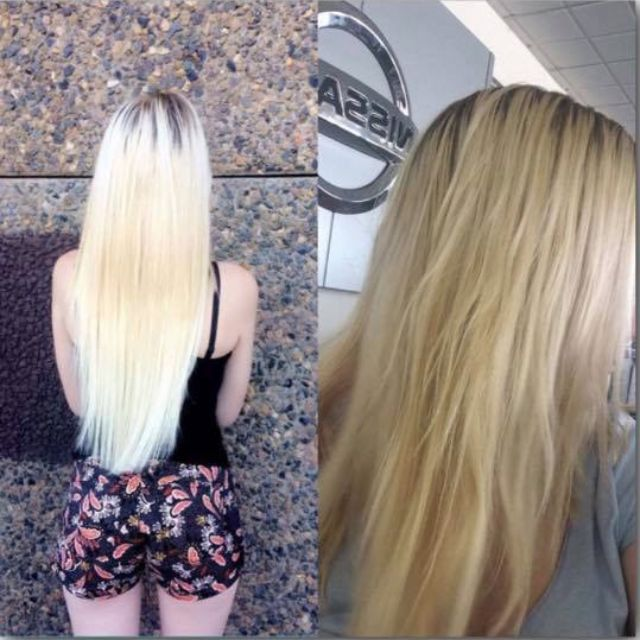 Weft Extensions 2 Rows 22''