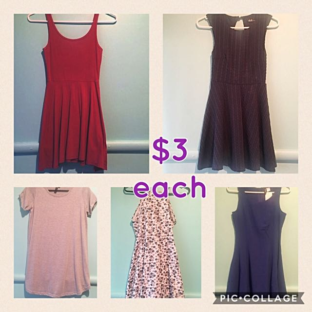 XXS- XS Dresses $3