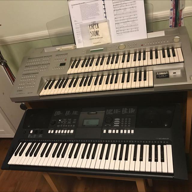 Yamaha Electone And Yamaha Keyboard