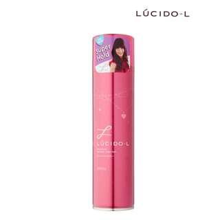 LUCIDO-L Lucidol Designing Air Hair Spray Hairspray Super Hard (200g)