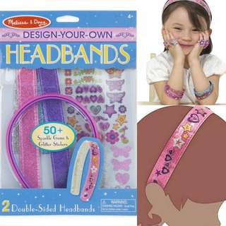Melissa and Doug Headbands