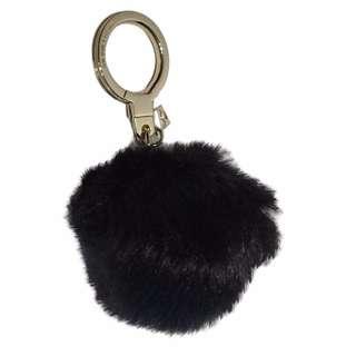 Kate Spade 毛毛鑰匙圈 / 包包吊飾 New York Pom Pom Key Fob Keychain
